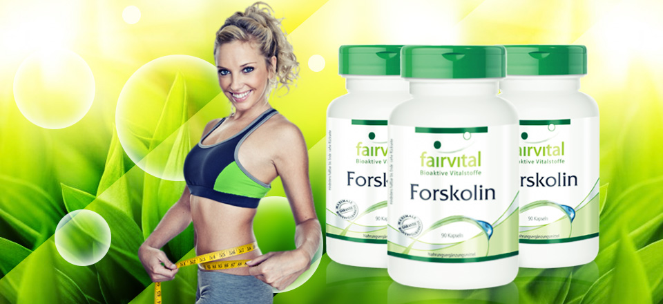 Forskolin Ingredients