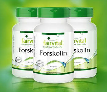 Forskolin Effects